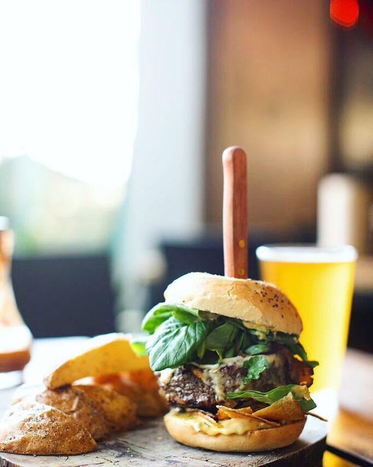 Burgers and beers restaurant nosara costa rica