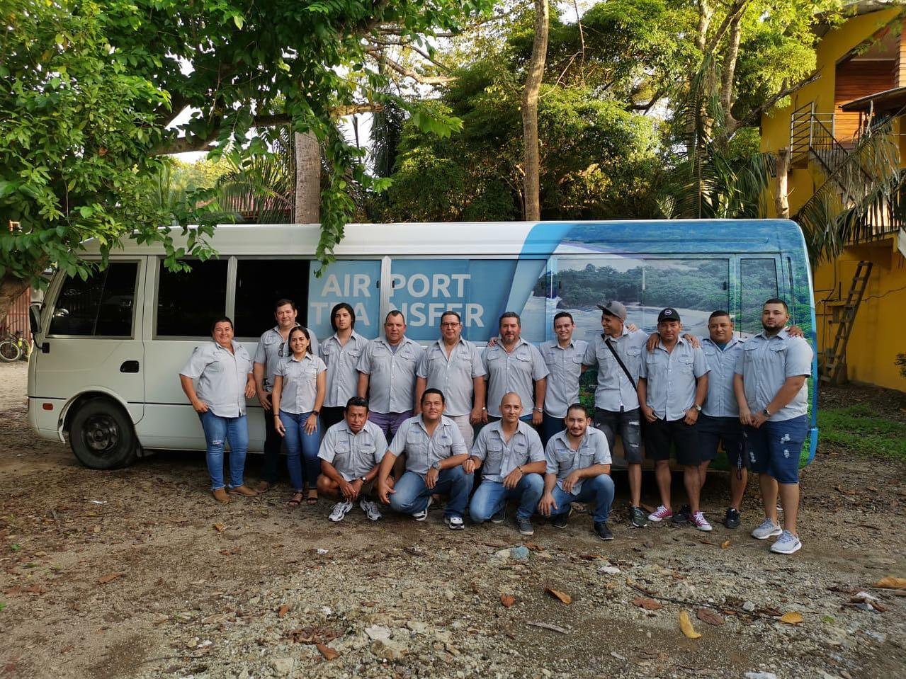 Terratour team