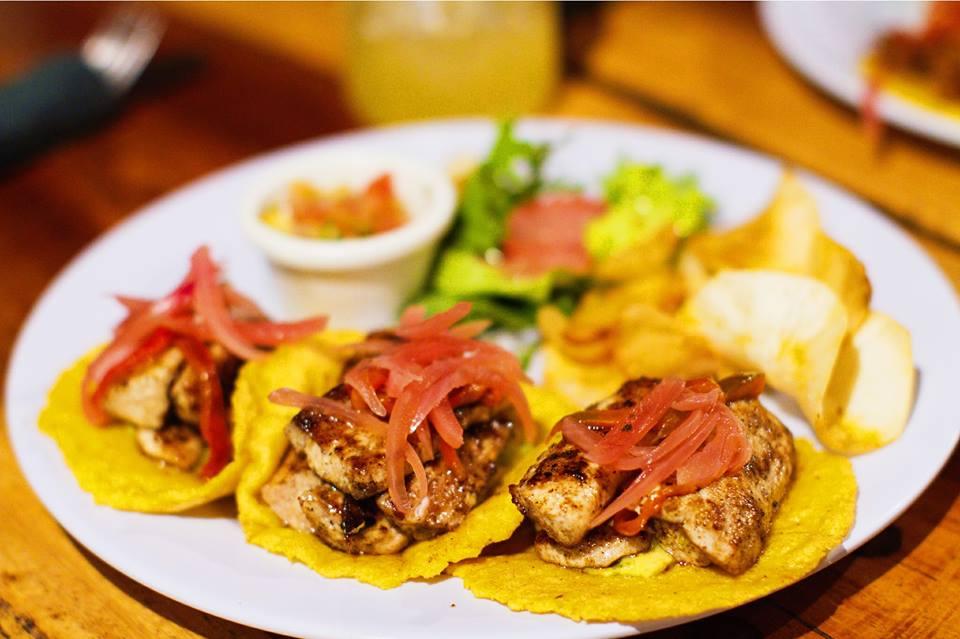 Al chile restaurant Nosara