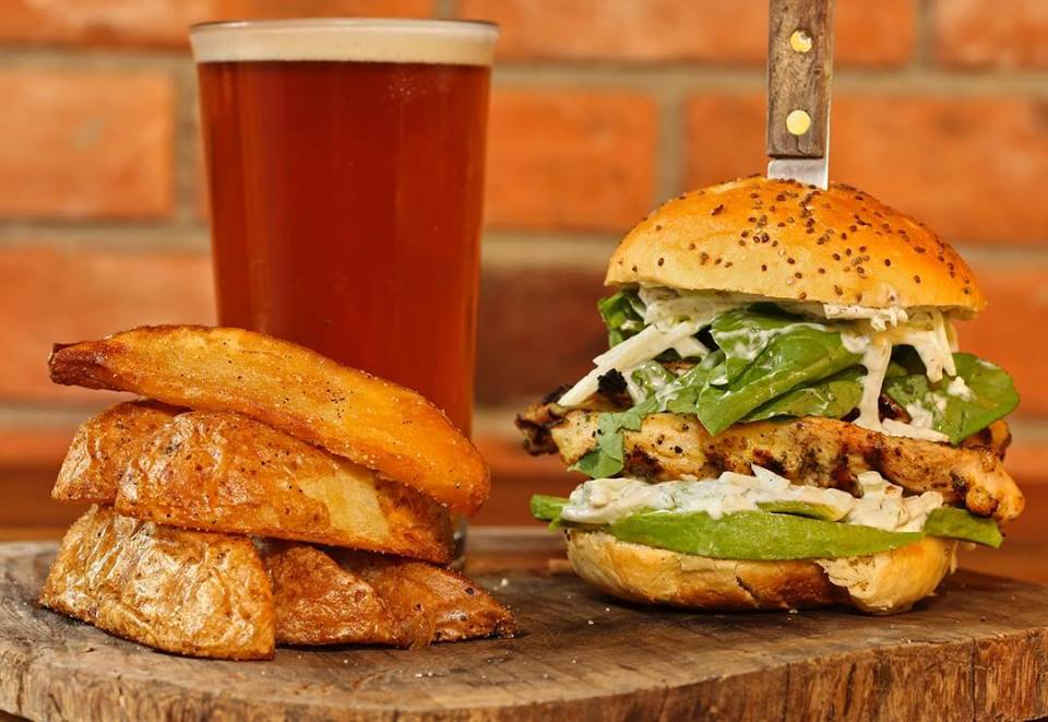 Burgers and Beers Nosara