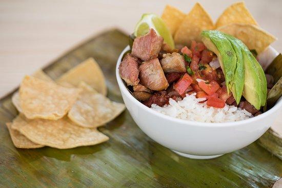 Nosara creole food costa rican cuisine