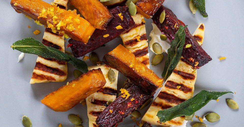 Vegetarian food Nosara