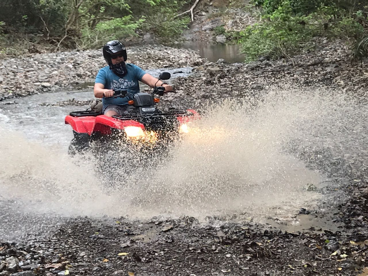 atv tour nosara