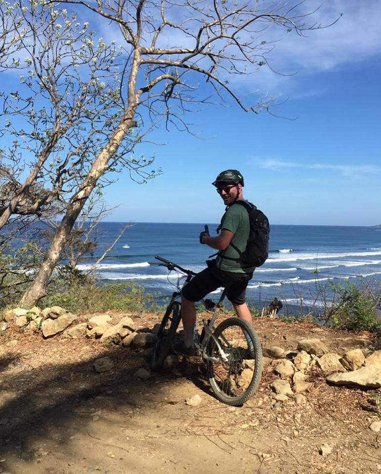 biking nosara
