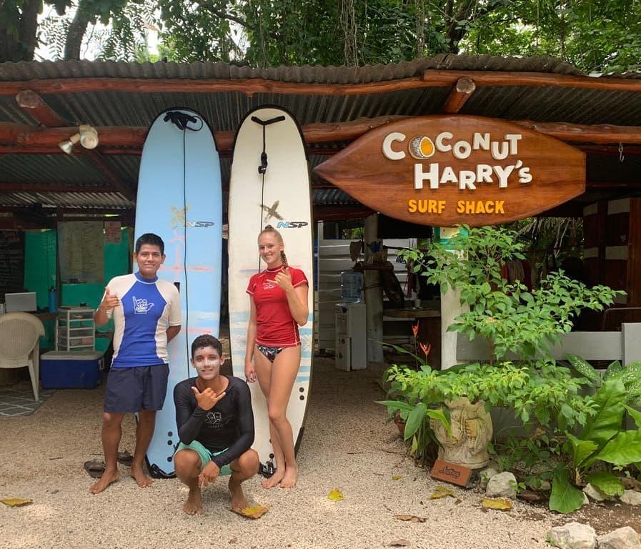 Coconut Harrys nosara
