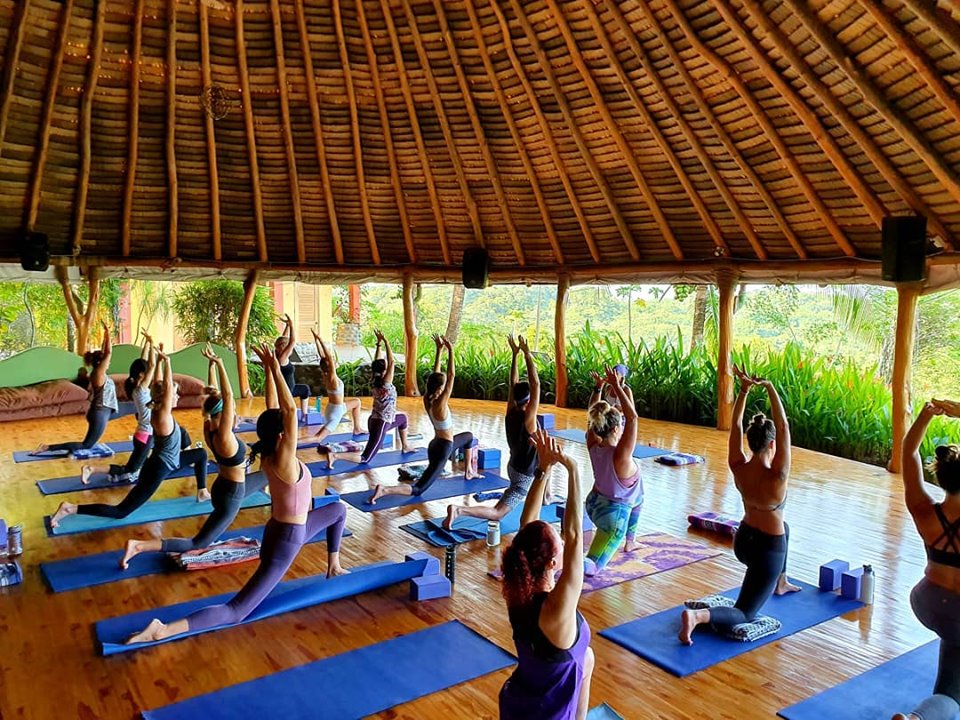 Costa Rica Yoga Spa nosara