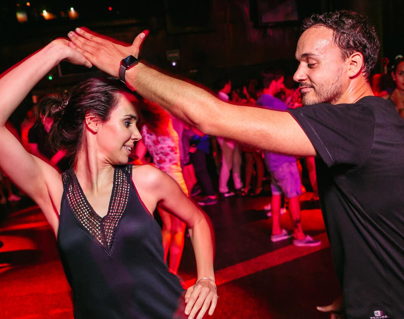 dancing nosara