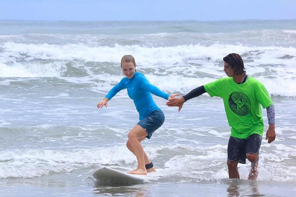Nosara Tico surf