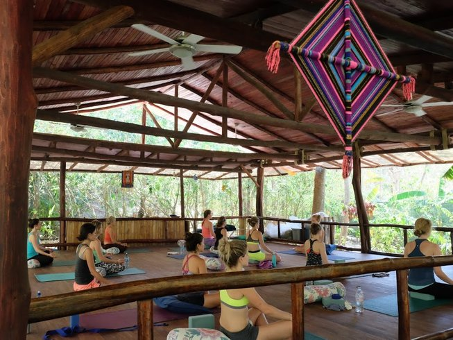 Nosara b&b retreat yoga