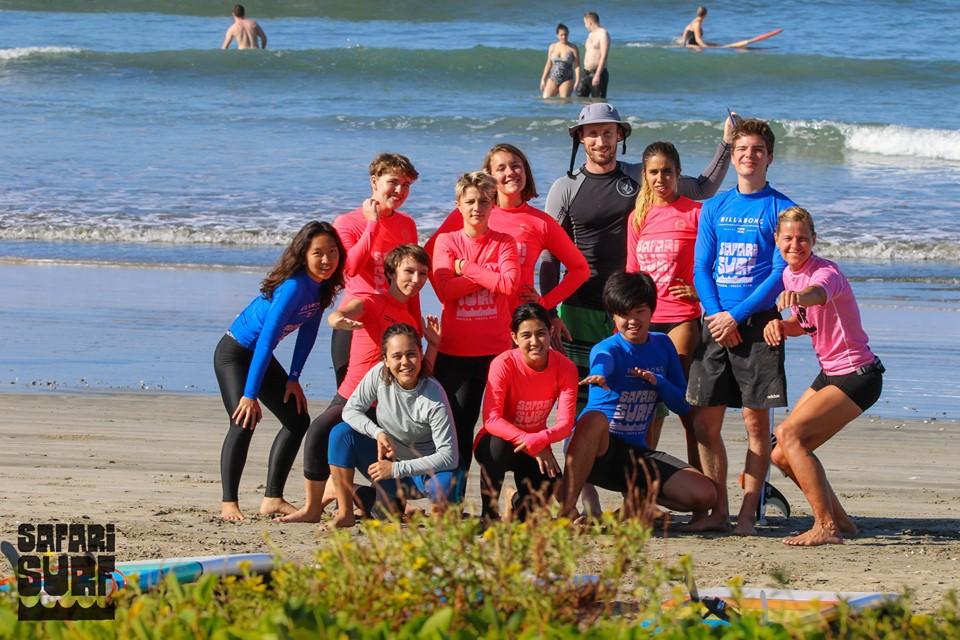 Safari Surf Camp nosara