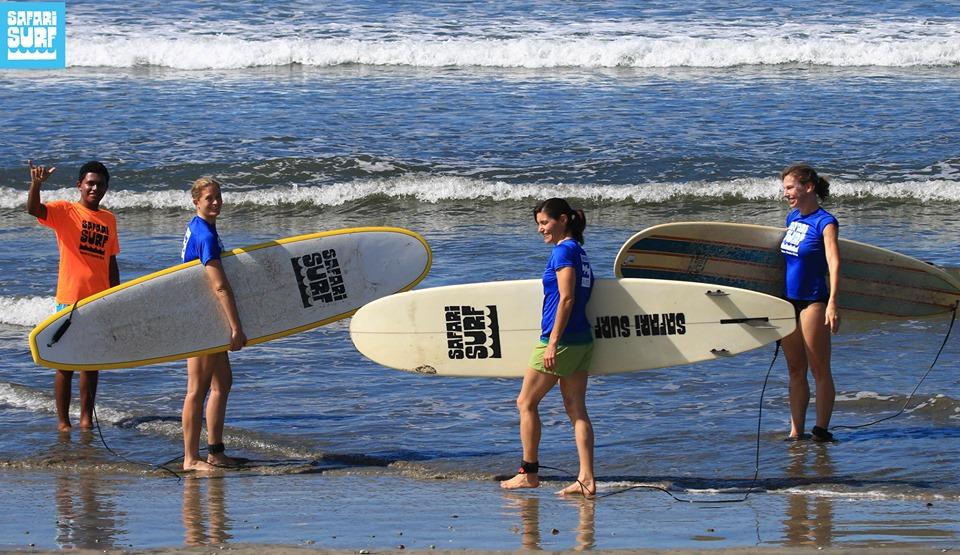 Safari Surf nosara