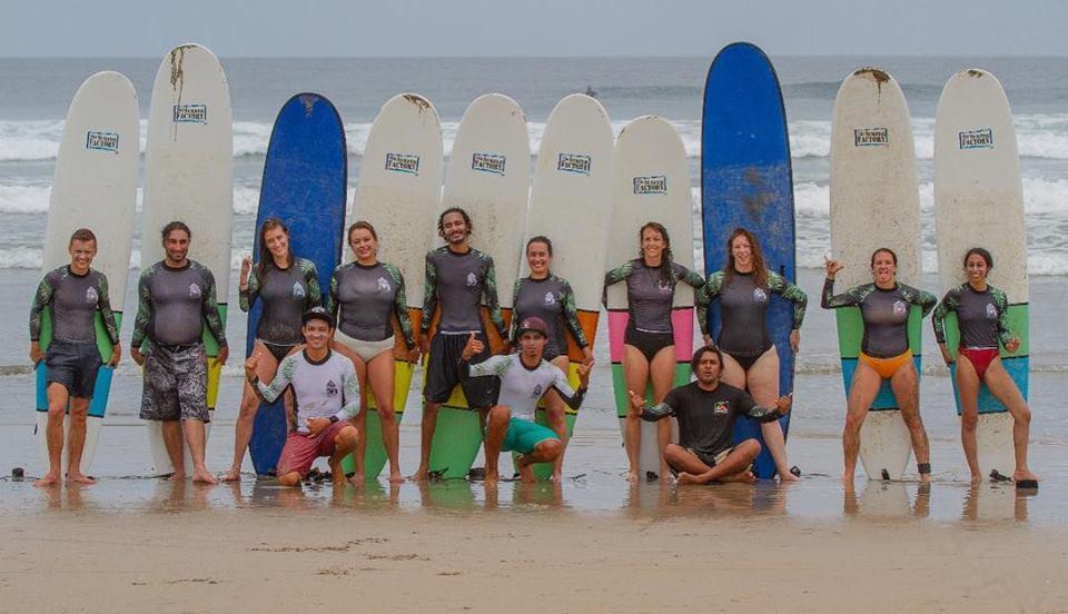 selva surf nosara