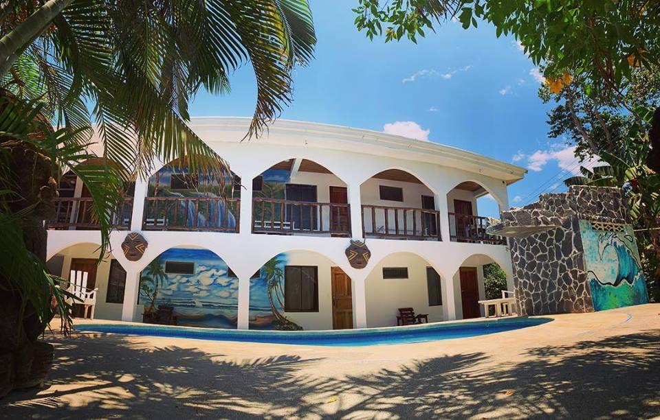 Hotel Playa Garza nosara