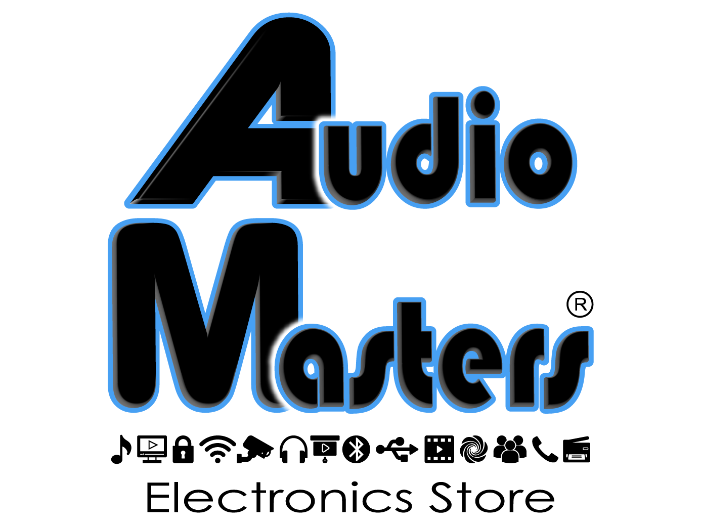 AudioMasters Electronic Store