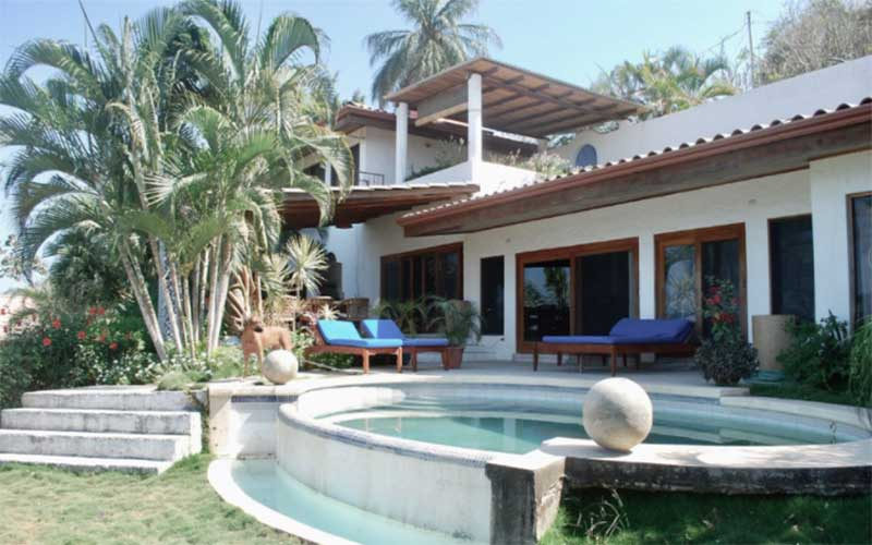 beachfront house sale Nosara