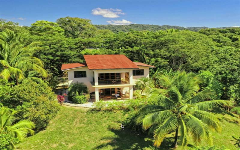 Jungle properties with mountain views for sale in Nosara