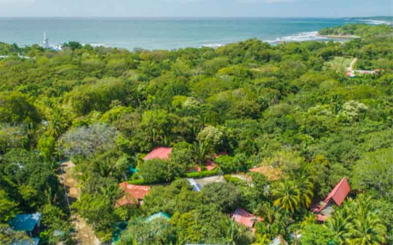 Nosara Real Estate Within Walking Distance of the Beach