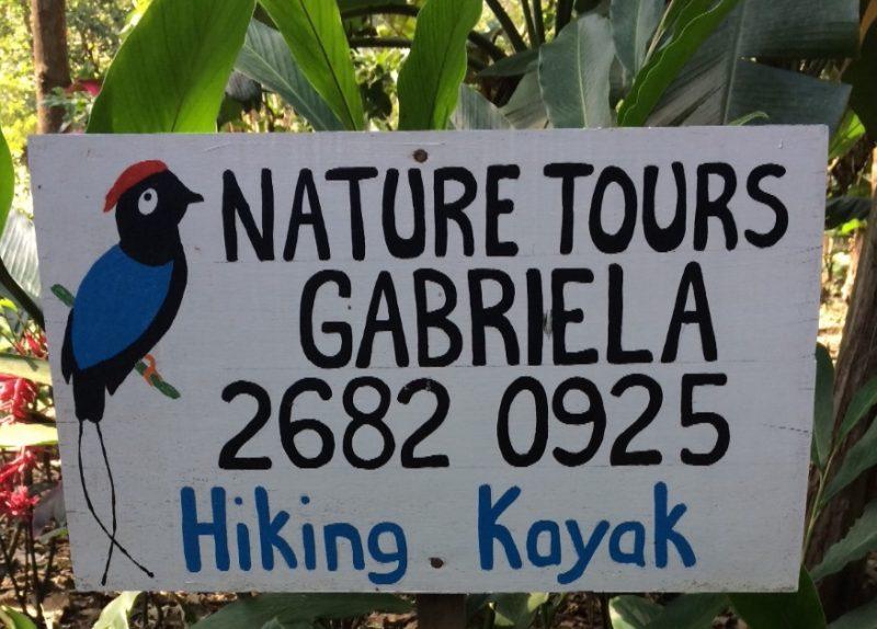 Nature Tours Gabriela