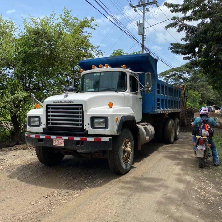 nosara truck